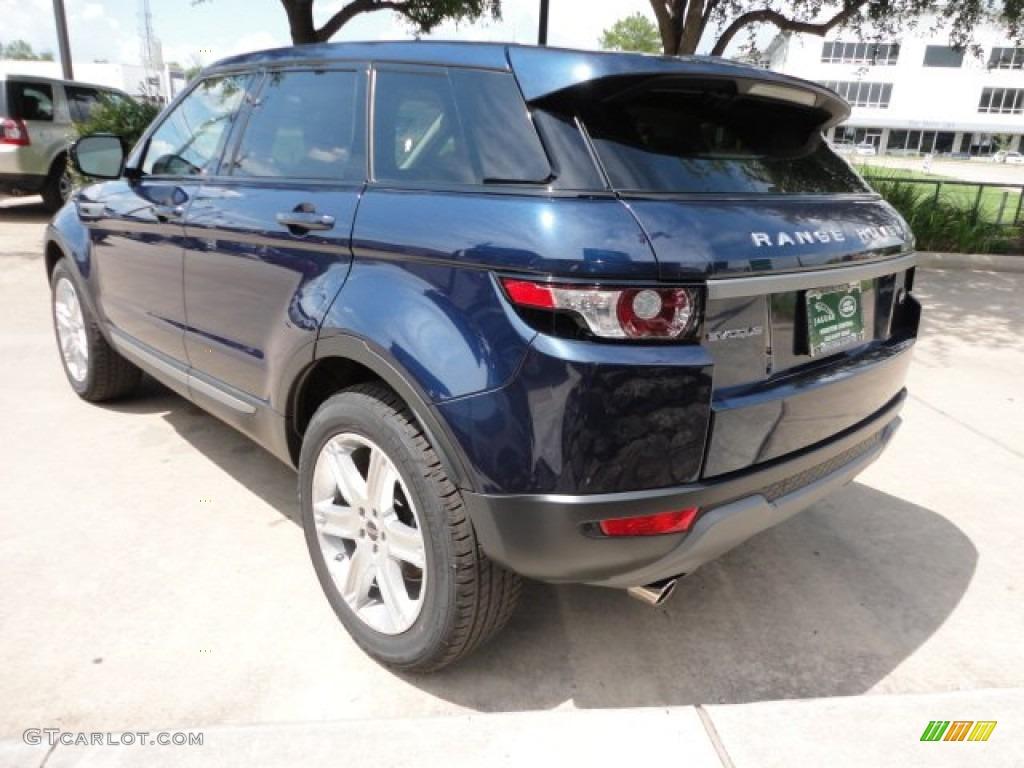 Evoque Dynamic vs Pure 2012 Range Rover Evoque Pure