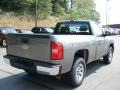 2012 Graystone Metallic Chevrolet Silverado 1500 LS Regular Cab 4x4  photo #8