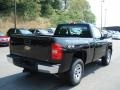 2012 Black Chevrolet Silverado 1500 LS Regular Cab 4x4  photo #8
