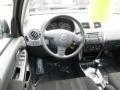 Black Pearl Metallic - SX4 Crossover Technology AWD Photo No. 15