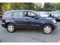 2008 Royal Blue Pearl Honda CR-V LX 4WD  photo #5