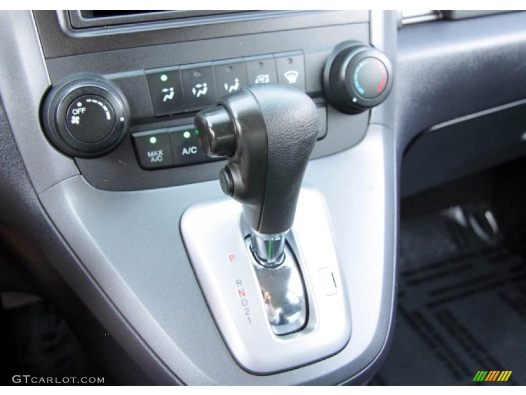 2008 CR-V LX 4WD - Royal Blue Pearl / Black photo #13