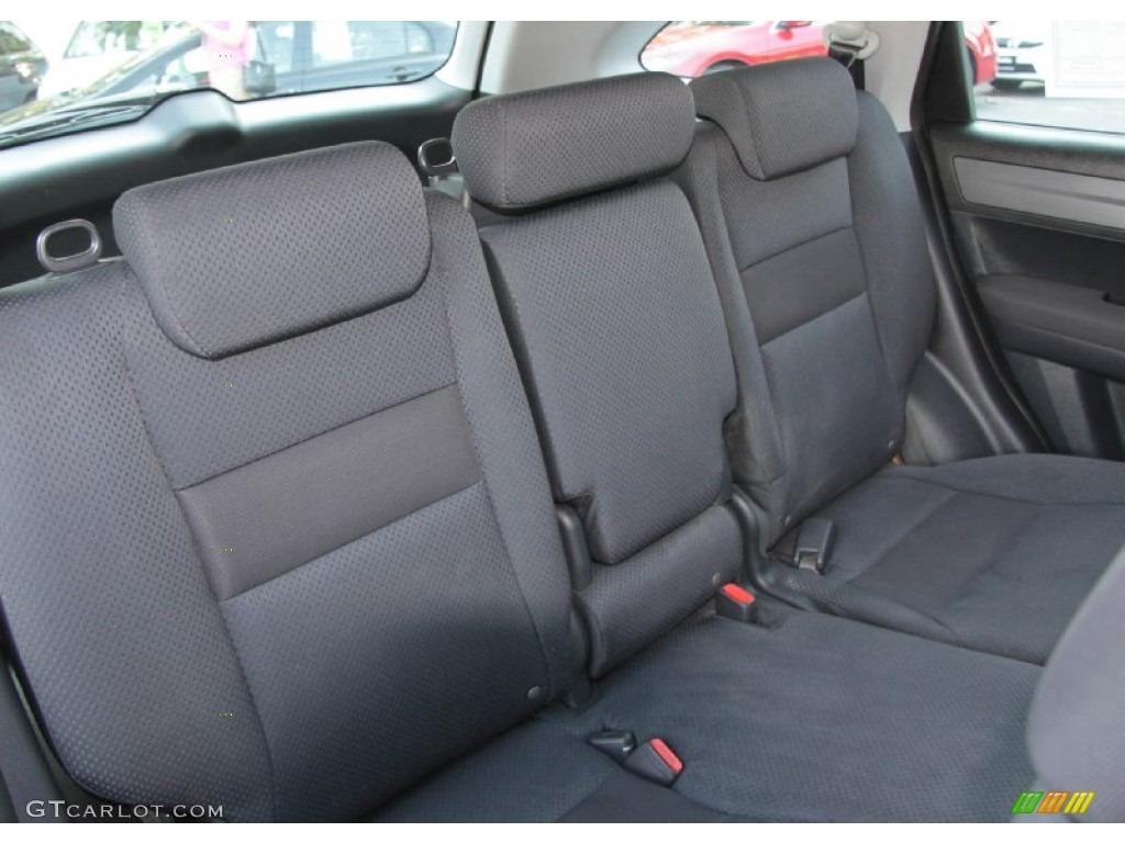 2008 CR-V LX 4WD - Royal Blue Pearl / Black photo #15