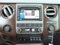 2012 Ingot Silver Metallic Ford F250 Super Duty Lariat Crew Cab 4x4  photo #16