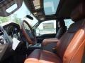 2012 Tuxedo Black Metallic Ford F250 Super Duty King Ranch Crew Cab 4x4  photo #3