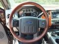 2012 Tuxedo Black Metallic Ford F250 Super Duty King Ranch Crew Cab 4x4  photo #14