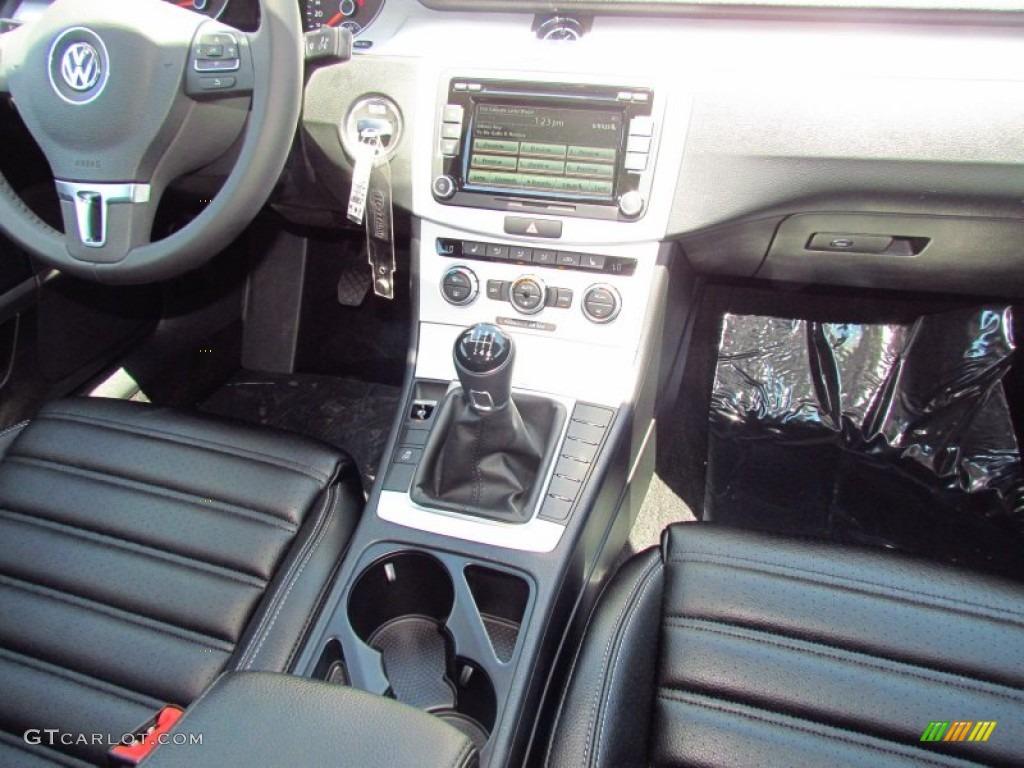 2013 Volkswagen Cc Sport 6 Speed Manual Transmission Photo