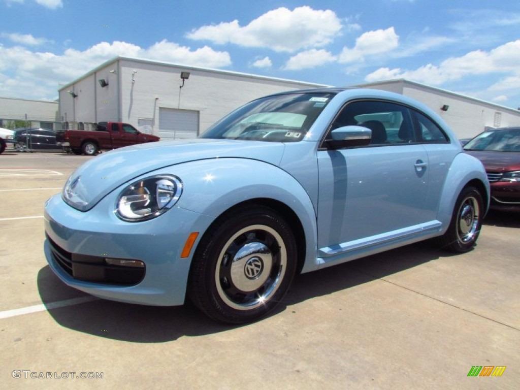 2012 Denim Blue Volkswagen Beetle 2.5L #67012293 | GTCarLot.com ...