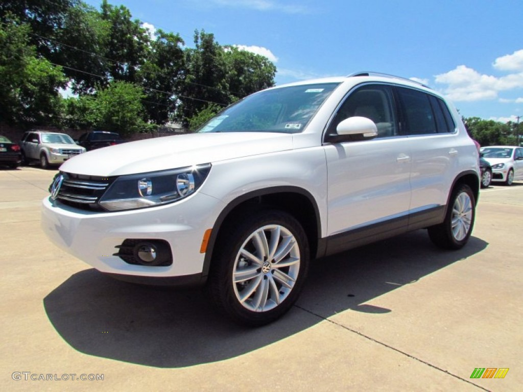 2012 candy white volkswagen tiguan se 67012288 photo 3 car color galleries. Black Bedroom Furniture Sets. Home Design Ideas