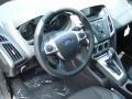 2012 Sonic Blue Metallic Ford Focus SE Sedan  photo #10