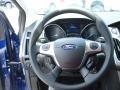 2012 Sonic Blue Metallic Ford Focus SE Sedan  photo #18