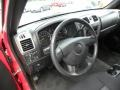 2007 Chevrolet Colorado LT Extended Cab interior