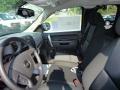 2012 Graystone Metallic Chevrolet Silverado 1500 LS Extended Cab  photo #5