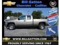 2012 Graystone Metallic Chevrolet Silverado 1500 LS Extended Cab  photo #1