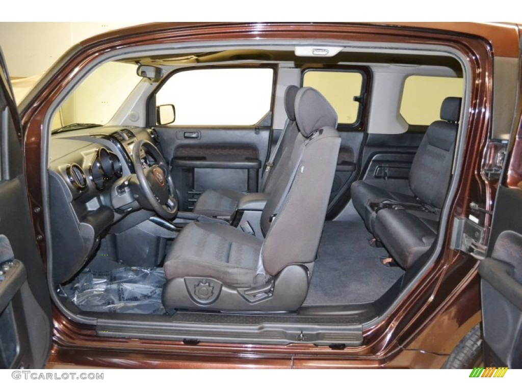 Black Copper Interior 2007 Honda Element Sc Photo 67039305 Gtcarlot Com