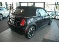 Astro Black Metallic - Cooper S Convertible Sidewalk Edition Photo No. 5