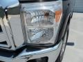2012 Tuxedo Black Metallic Ford F250 Super Duty Lariat Crew Cab 4x4  photo #9