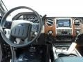 2012 Tuxedo Black Metallic Ford F250 Super Duty Lariat Crew Cab 4x4  photo #31