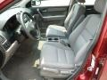 2009 Tango Red Pearl Honda CR-V LX 4WD  photo #16