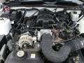 2007 Performance White Ford Mustang V6 Deluxe Convertible  photo #7
