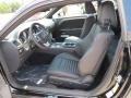 Dark Slate Gray Interior Photo for 2012 Dodge Challenger #67051560