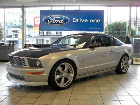 2008 ford mustang gt premium coupe regency glassback data. Black Bedroom Furniture Sets. Home Design Ideas