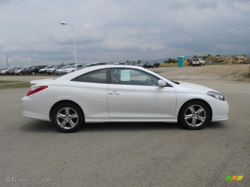 blizzard white pearl 2008 toyota solara sport coupe exterior photo 67064088. Black Bedroom Furniture Sets. Home Design Ideas