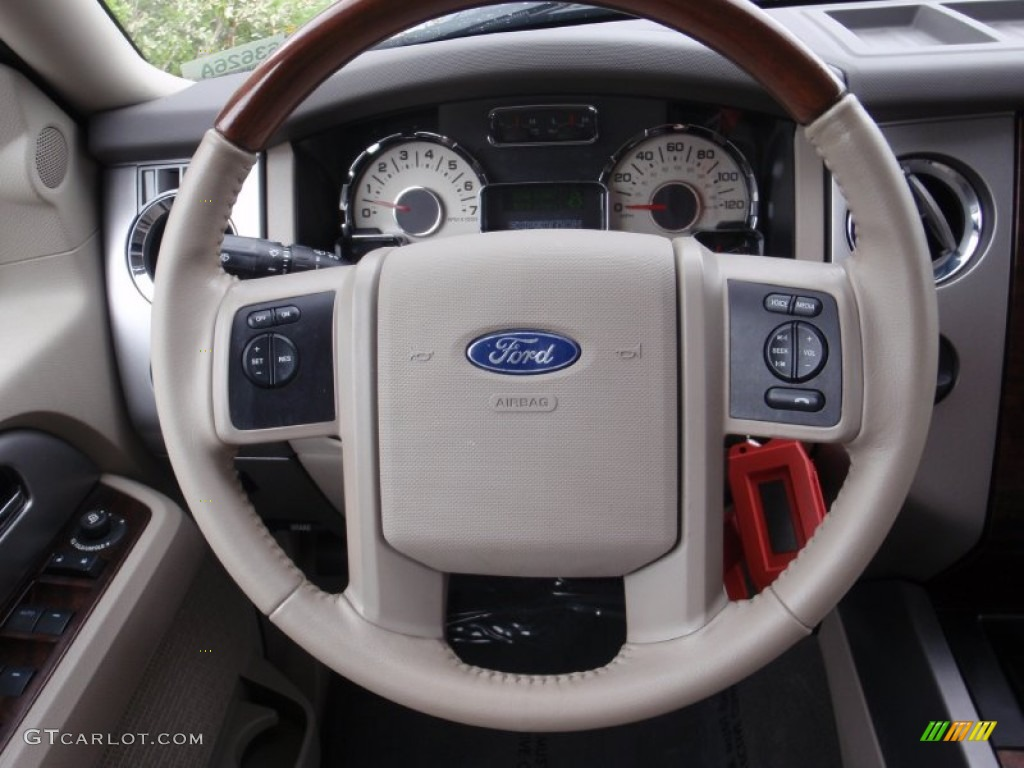 2010 Ford Expedition El Limited Steering Wheel Photos Gtcarlot Com