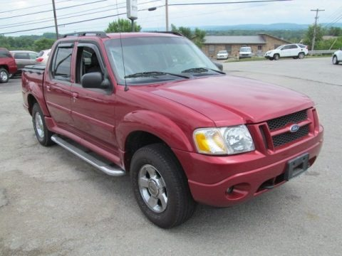 2004 Ford Explorer Sport Trac Adrenalin 4x4 Data Info And Specs