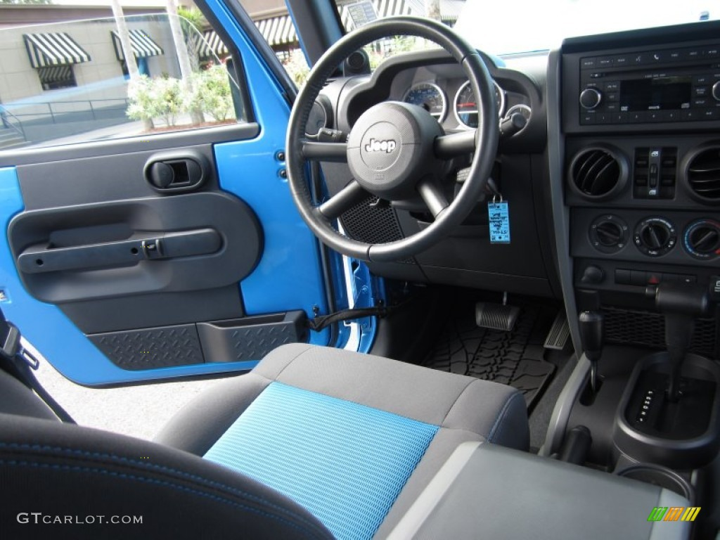Jeep Islander Interior