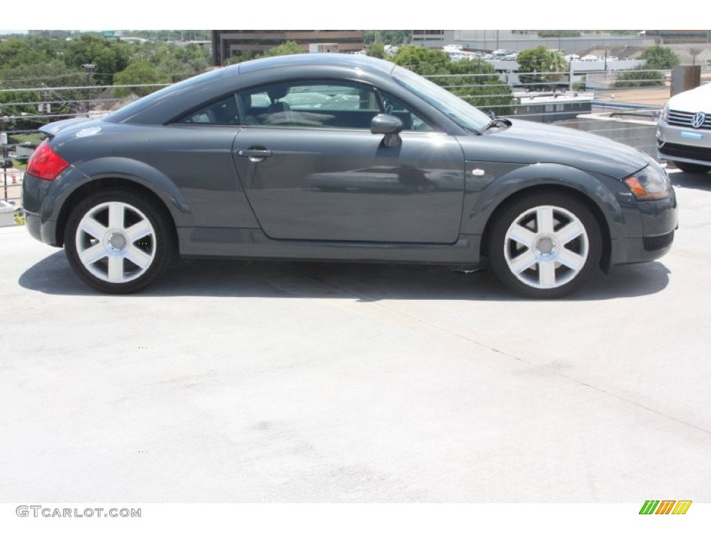 dolomite grey pearl 2003 audi tt 1 8t coupe exterior photo 67085797. Black Bedroom Furniture Sets. Home Design Ideas