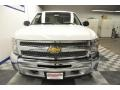2012 Summit White Chevrolet Silverado 1500 LT Regular Cab 4x4  photo #4