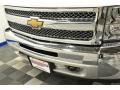 2012 Summit White Chevrolet Silverado 1500 LT Regular Cab 4x4  photo #5