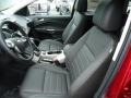 Front Seat of 2013 Escape SEL 2.0L EcoBoost 4WD
