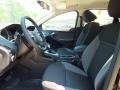 2012 Tuxedo Black Metallic Ford Focus SE Sedan  photo #3