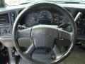 Dark Charcoal Steering Wheel Photo for 2004 Chevrolet Silverado 1500 #67108055