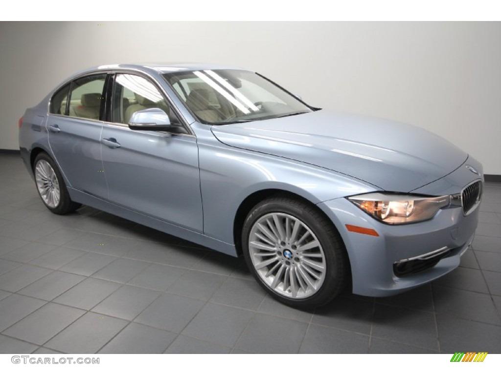 2012 Liquid Blue Metallic BMW 3 Series 328i Sedan