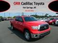 Radiant Red 2012 Toyota Tundra Gallery