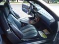 1991 SL Class 500 SL Roadster Blue Interior