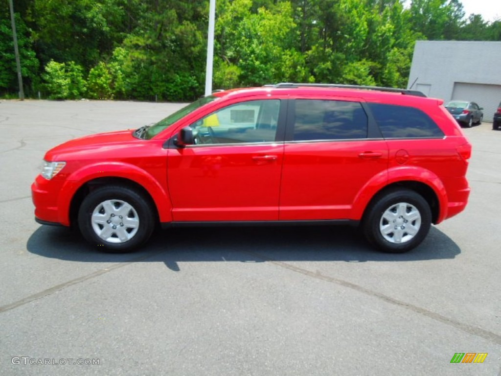 2014 Dodge Journey American Value Packagedodge 2012 Driver Wiring Harness Bright Red Se Exterior Photo 67138095