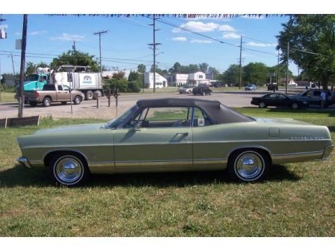 1967 Ford Galaxie 500 Convertible Data, Info and Specs