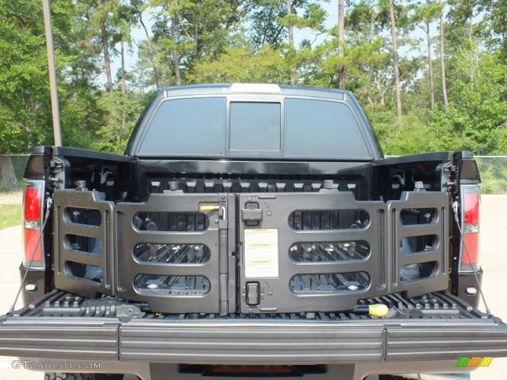 2012 ford f150 svt raptor supercrew 4x4 bed extender photo