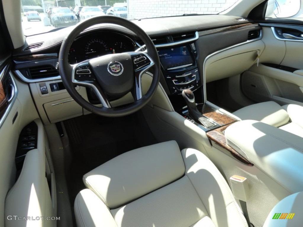 Shale Cocoa Interior 2013 Cadillac Xts Luxury Awd Photo 67160464