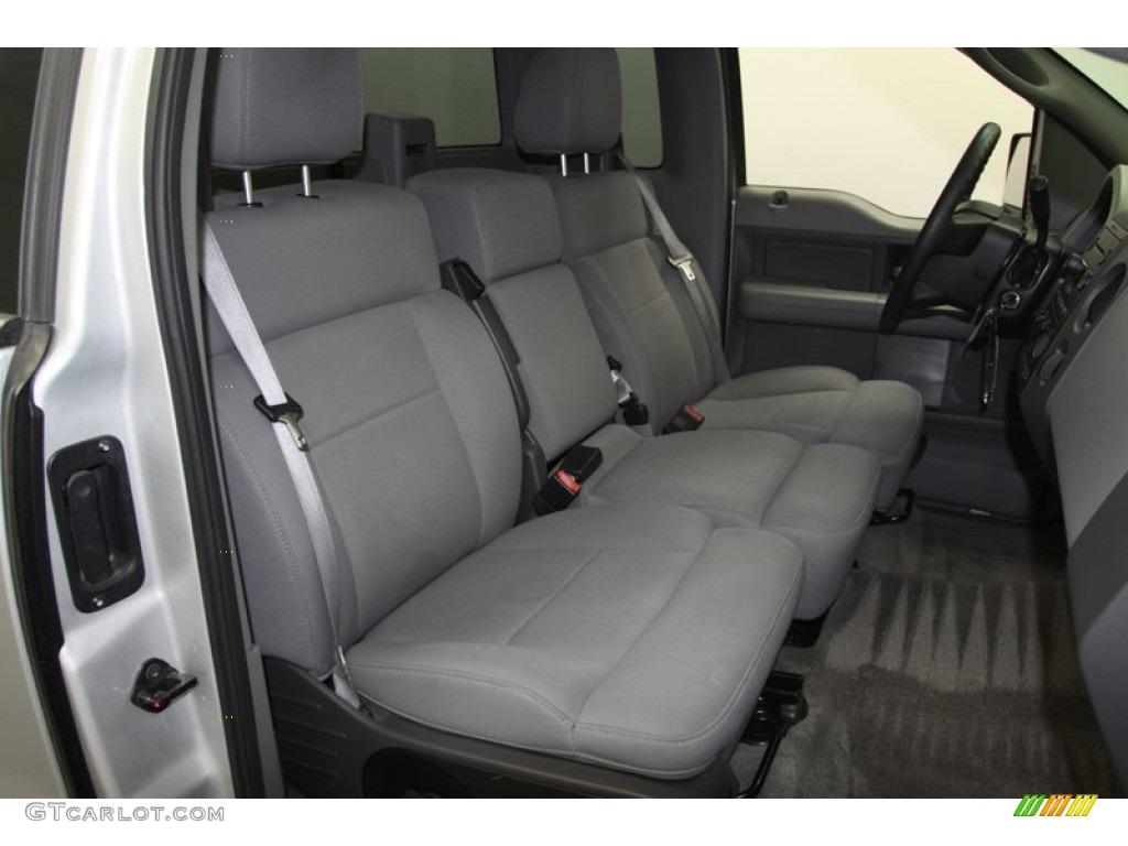 2006 ford f150 stx regular cab front seat photo 67160468. Black Bedroom Furniture Sets. Home Design Ideas