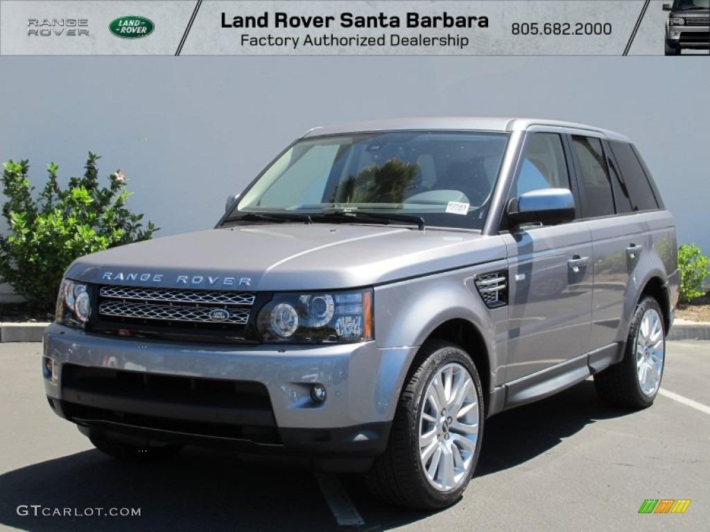 2013 orkney grey metallic land rover range rover sport hse 67146991 car color. Black Bedroom Furniture Sets. Home Design Ideas