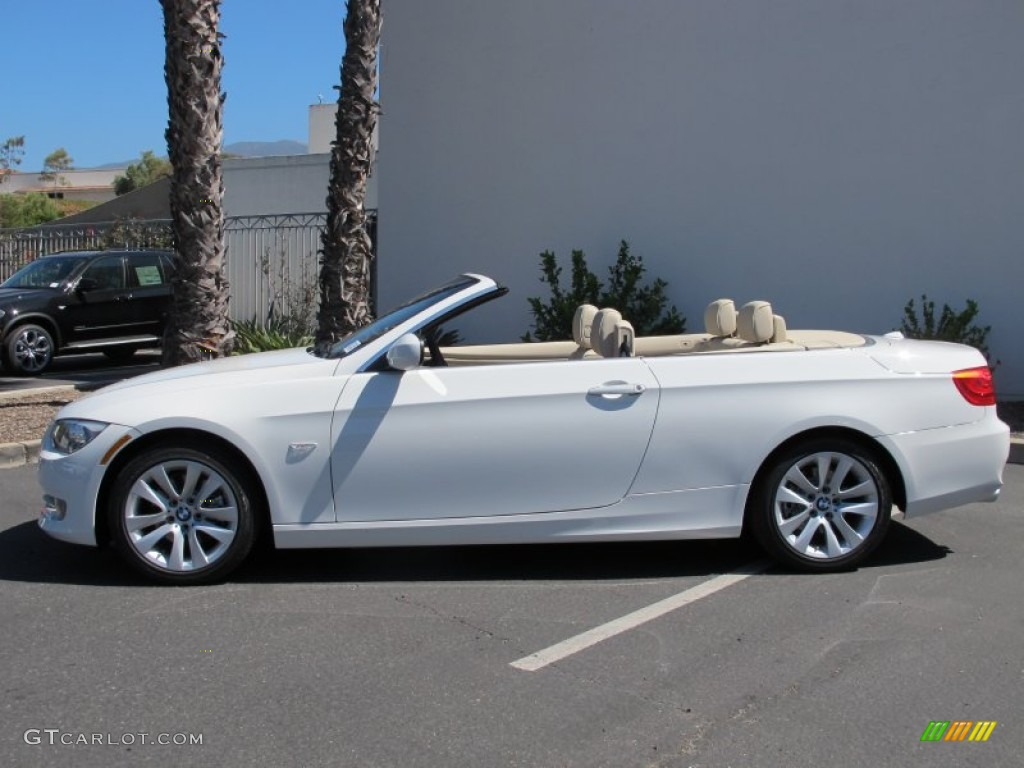 Alpine White BMW Series I Convertible Exterior Photo - 2012 bmw 328i convertible