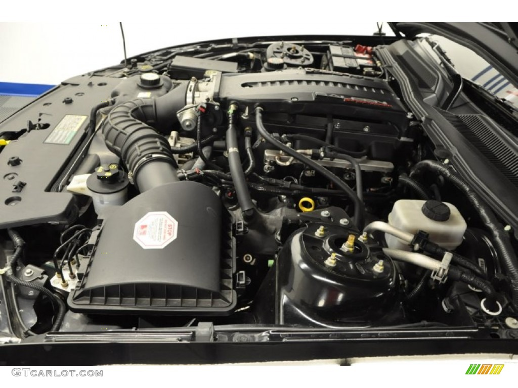 2006 Ford Mustang Saleen S281 Supercharged Coupe 4 6 Liter