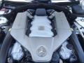 2009 SL 63 AMG Roadster 6.3 Liter AMG DOHC 32-Valve VVT V8 Engine