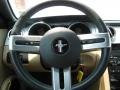 Medium Parchment Steering Wheel Photo for 2005 Ford Mustang #67174405