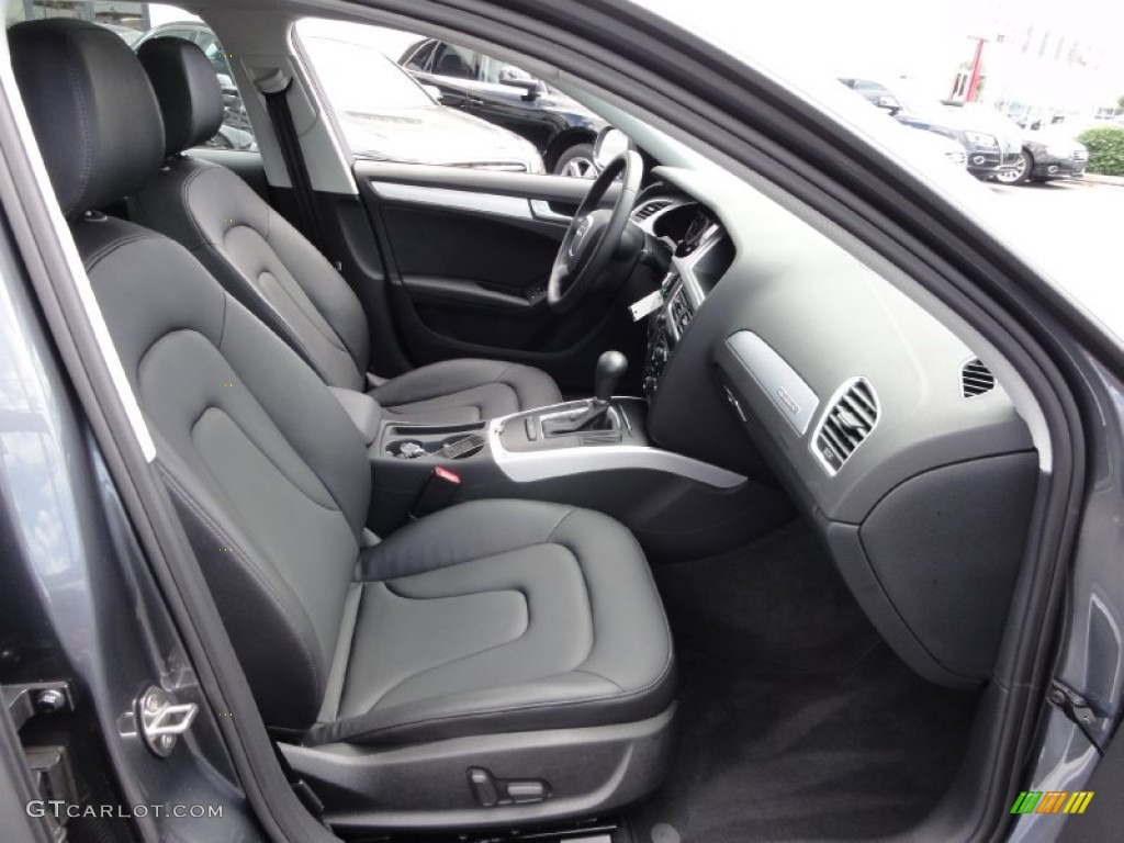 audi a4 interior 2012. black interior 2012 audi a4 20t quattro avant photo 67179866